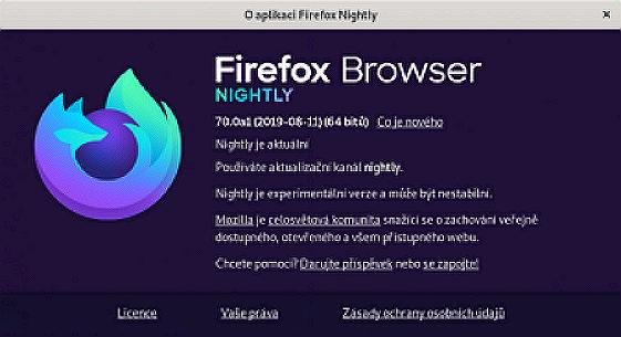 logo Firefoxu - Firefox Browser