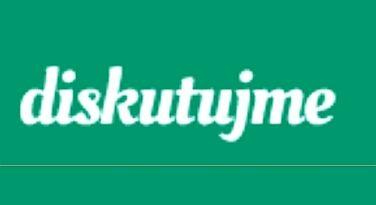 logo Diskutujme
