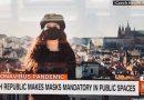 #Masks4All – Češi dali světu slovo robot, kontaktní čočky a .. rouškovou komunitní ochranu.