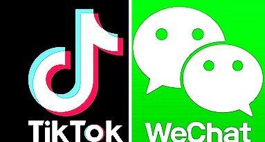 USA zablokují TikTok a WeChat v neděli.