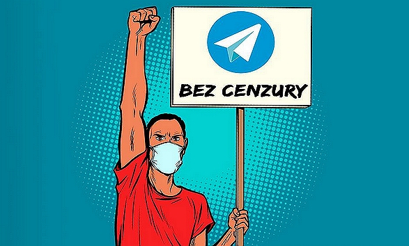Telegram bez cenzury