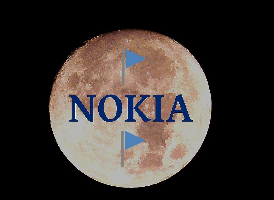 Nokia na Měsíci