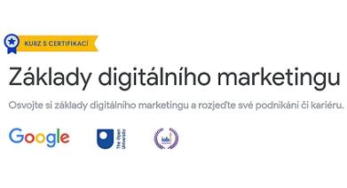 Základy digitálního marketingu - Google Digitální Garáž