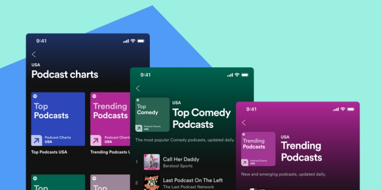Spotify Podcasters