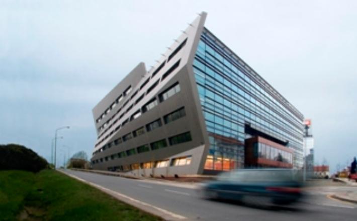 Centrála společnosti ČEZ