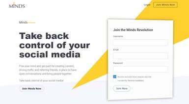 MINDS - Sociální síť