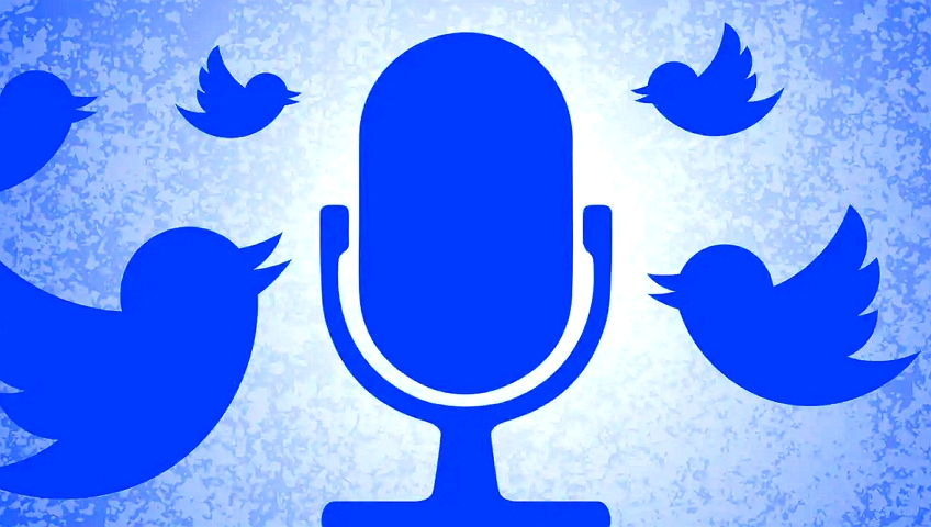 Twitter Spaces audio chat