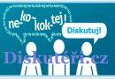 Diskutéři – Diskuzní fórum