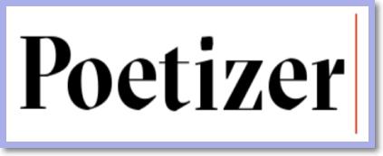 Poetizer logo - Sociální síť pro básníky