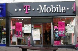T-Mobile prodejna