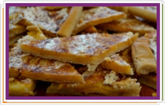 Citrónový koláč - Recepty a vaření