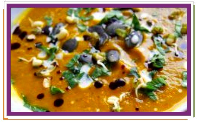 Krémová kari polévka - Recepty a vaření