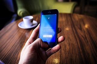 Twitter mobil