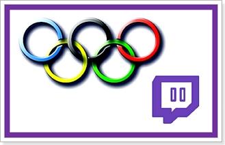 Twitch Olympijské hry