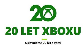 XBOX - 20 let Xboxu