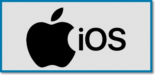 iOS operační systém