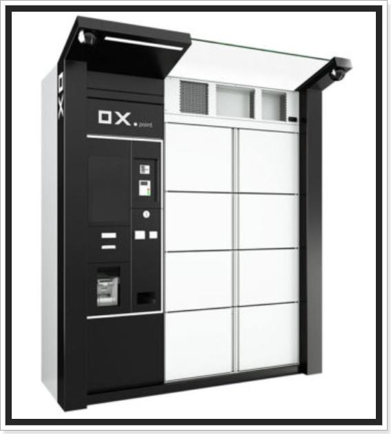 OX výdejní box