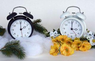 Změna času - Letní čas
