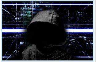 Kybernetické hrozby - hacker