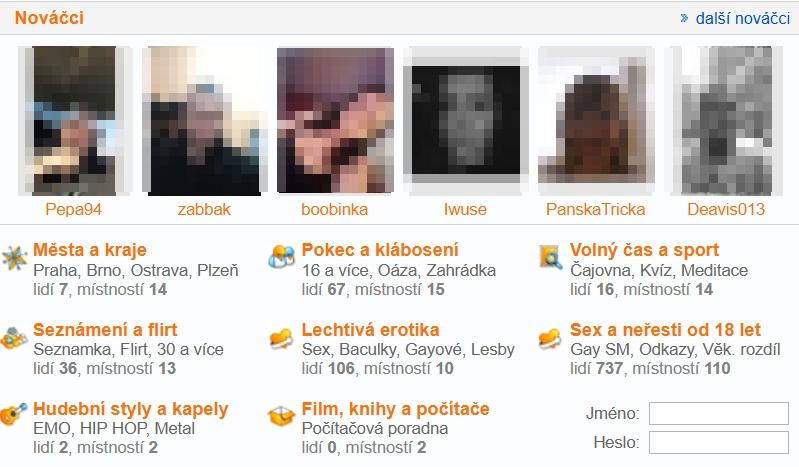 XChat - Chatovací portál